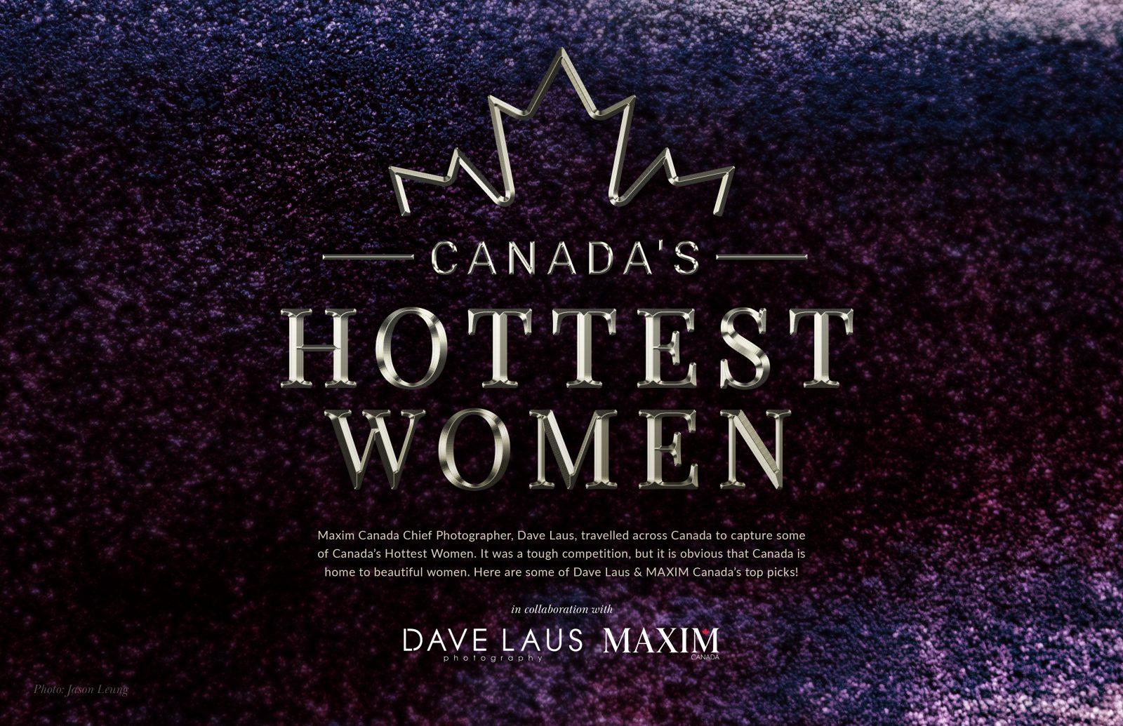 Canada's Hottest Women Logo