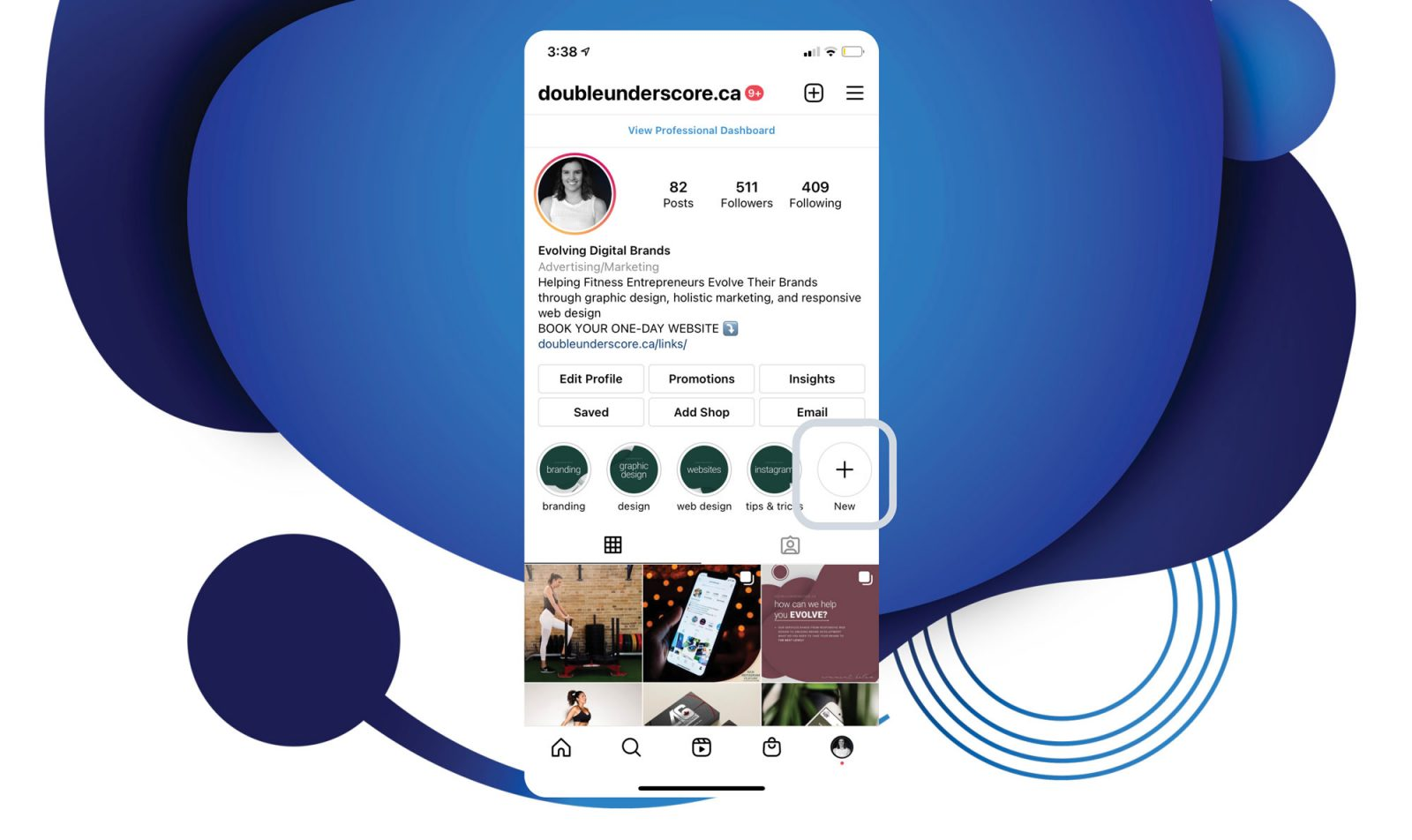 Instagram Highlight Covers _step 2