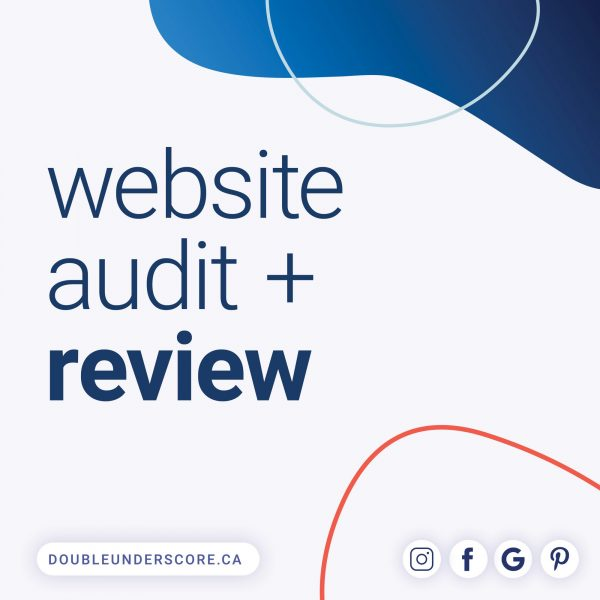 Website Audit & Review