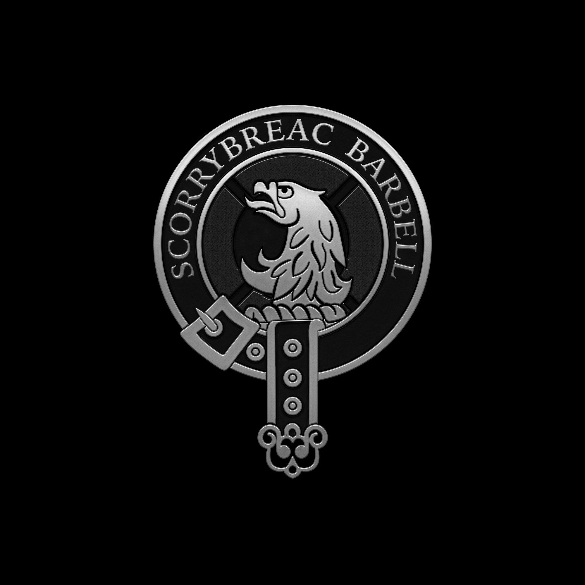 ScorrybreacBarbell Logo Primary Grey Black