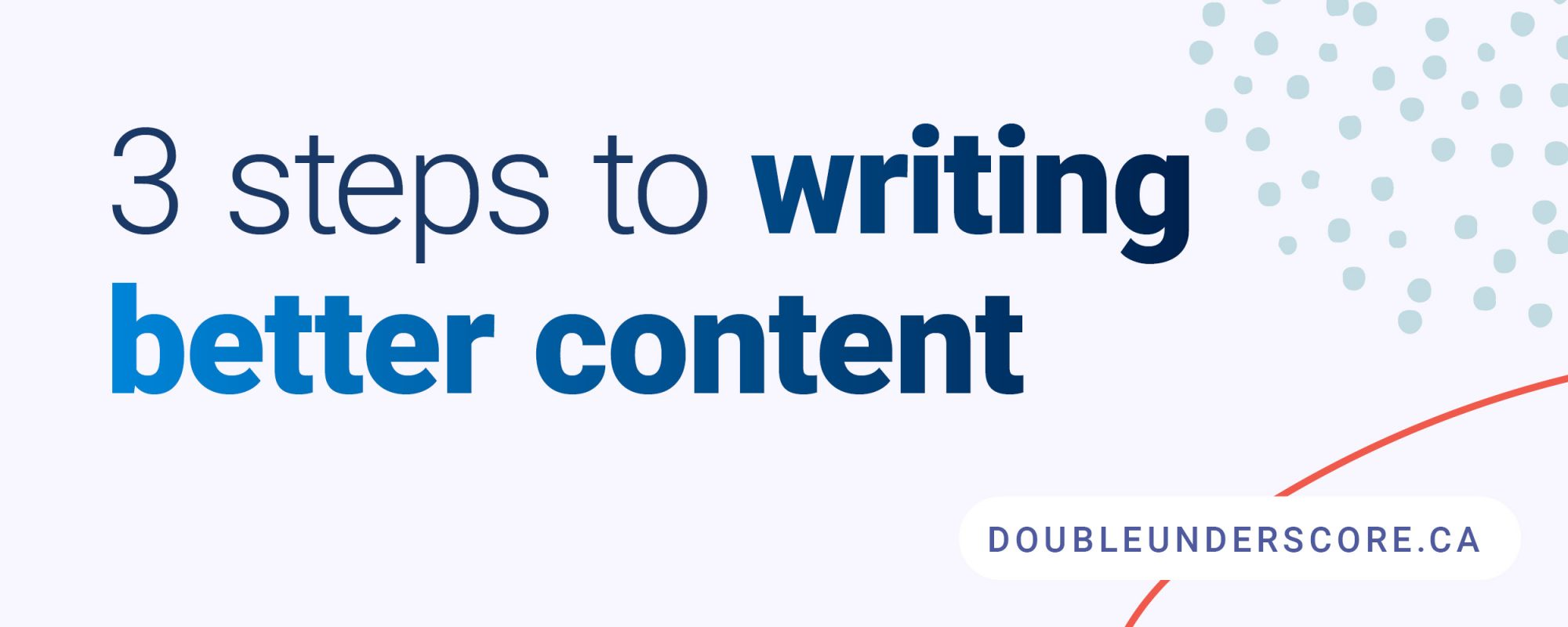 how to write content faster 2 by DoubleUnderscore